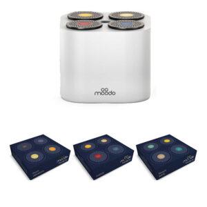 Egy különleges elektromos illatosító, amelyben több illatot is összekeverhetsz