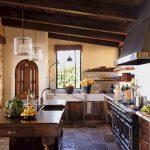 lakberendezési stílusok olasz konyha