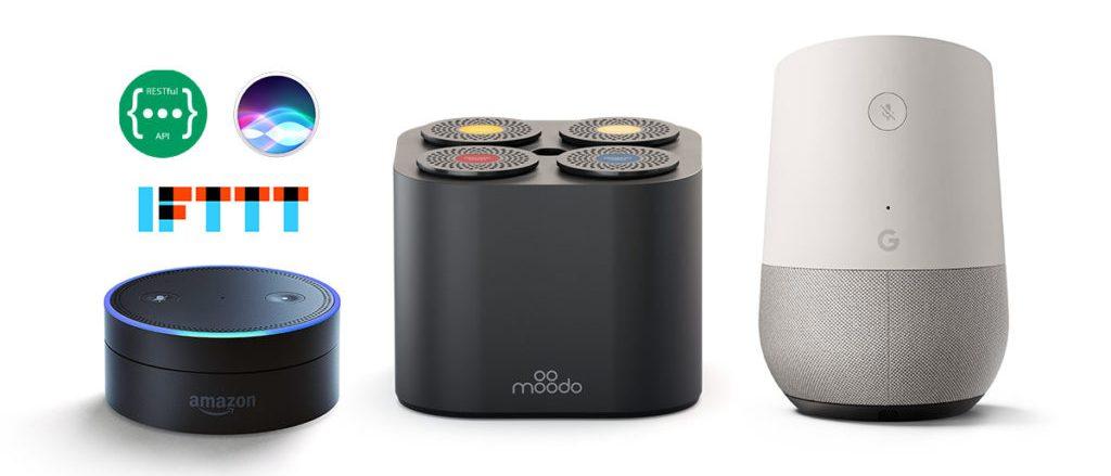 Moodo smart home diffuser