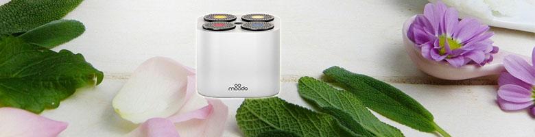 egyedi illatok a Moodo illatosítóban
